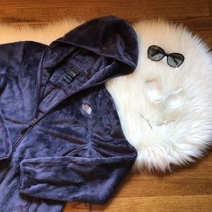 The North Face Women's Osito Parka In Greystone
